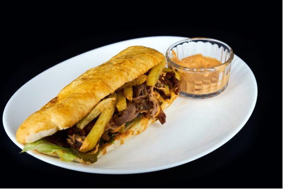 Kebab cu carne de  pui si vita, servit la farfurie,   300gr
