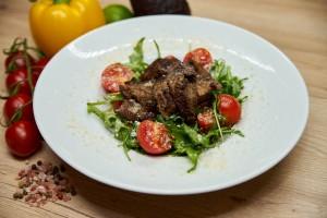 Salata cu muschi de vita